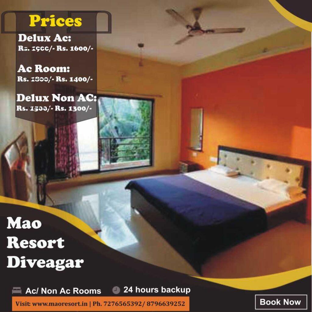 Resort in konkan