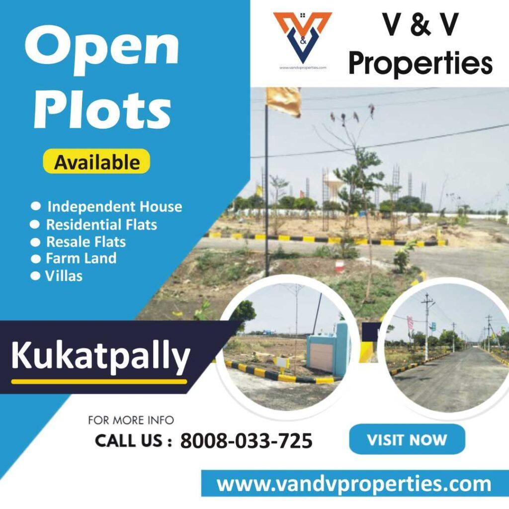 v and v properties